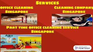 Trusted Cleaning Companies in Singapore