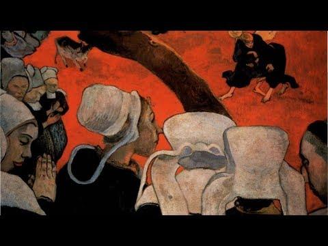 La vision après le sermon de Paul Gauguin