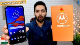 Moto E6S - This Was Not Expected !