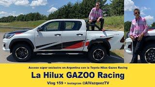 2019 Toyota Hilux GAZOO Racing • Quiero Una • Vlog 159