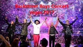 Backstreet Boys Vegas 2017