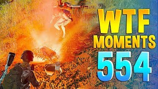 PUBG WTF Funny Daily Moments Highlights Ep 554