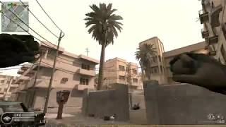 Call of Duty - 4: Modern Warfare (имитация мультиплеера с ботами)
