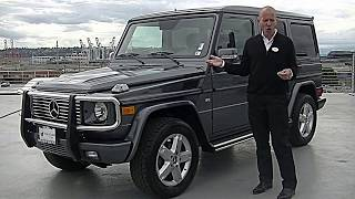 Mercedes G500: The amazing story of why the G-wagon is so valuable