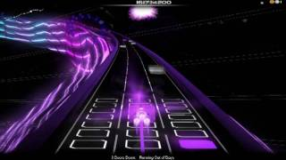 Audiosurf 3 Doors Down -- Running Out Of Days