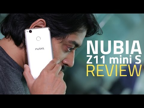 nubia Z11 miniS Price in India and Specs