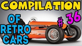 The Big Old Cars Compilation № 36