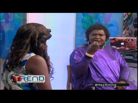 #theTrend: 'Mama Kayai' takes us through her journey as a comedian