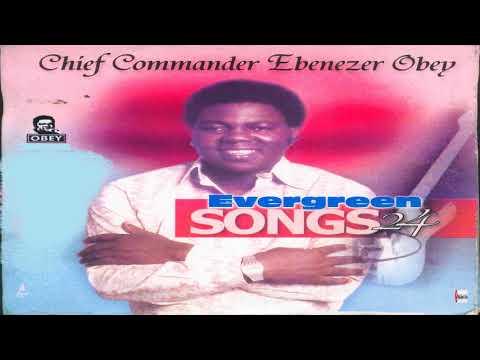 Chief Commander Ebenezer Obey - Adam & Eve (Official Audio)