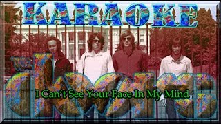 The Doors * Karaoke Of I Can't See Your Face In My Mind