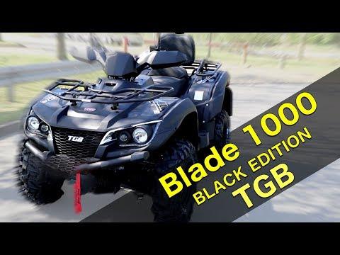 TGB Blade 1000 Black Edition / Test / ToxiQtime