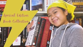 My Special Edition Book Collection | What's on My Bookshelf?! |