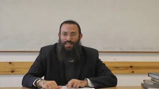 נתיבות עולם - נתיב העבודה שיעור 8 - הרב אריאל אלקובי שליט''א