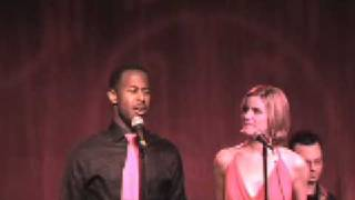 'Blessing' sung by Jenn Colella and Marcus Paul James - Live at Birdland 1/12/09