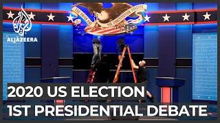 2020 US presidential debate: Trump vs Biden, what to expect?