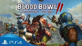 Blood Bowl 2 - Legendary Edition video