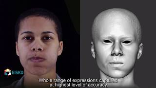 From 3D Scan to Real-Time Characters - Eisko