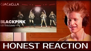 vocal coach reacts to blackpink kill this love live - TH-Clip