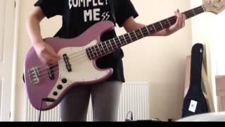 Cherri Bomb - Raw Real bass cover