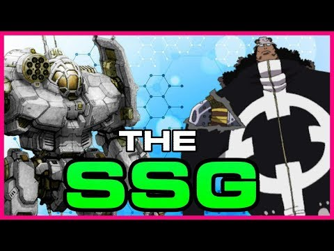 THE SSG: Special Science Group - One Piece Discussion