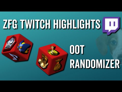 Ocarina of Time randomizer (11/10/2018) - смотреть онлайн на Hah Life