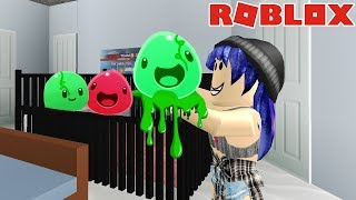 มีลูกเป็นสไลม์! | Roblox Slime Simulator