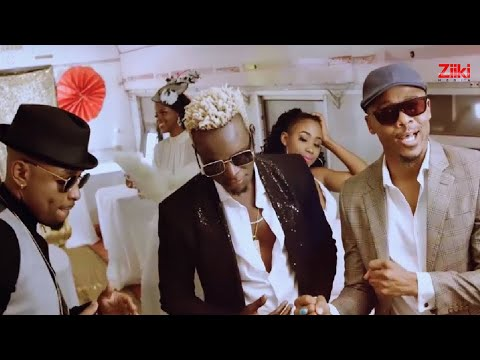 WILLY PAUL x ALIKIBA x OMMY DIMPOZ – NISHIKILIE (OFFICIAL VIDEO