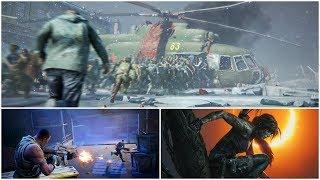Состоялся показ российского зомби-шутера WORLD WAR Z   Игровые новости