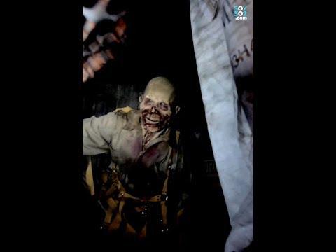 La Mansión del Terror es la atracción de Halloween