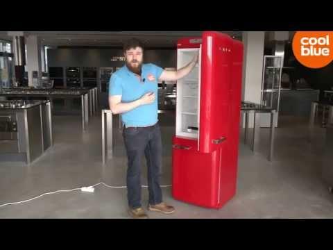 Smeg Kühlschrank Tür Einstellen : ᐅ smeg fab lnen test ⇒ aktueller testbericht mit video