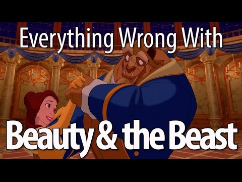 Everything Wrong With Beauty and the Beast (1991)