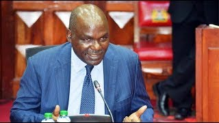 Chebukati to present views to MPs committee