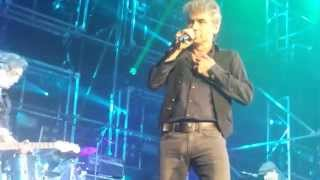 preview picture of video '-NON E' TEMPO PER NOI- LIGABUE@ PALA BASENTO POTENZA 16-04-14 VIDEO BY SILVIA DM'
