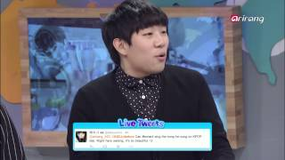 After School Club Ep114 ASC with Jimin and Bernard Park