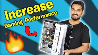[HINDI] How to Get Full Performance from your Gaming PC !!