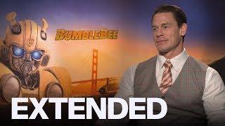 John Cena Relives 80s Fashion Horrors, Talks