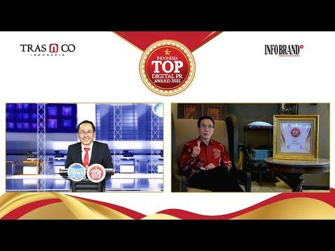 Popular di ranah Digital, Mandiri Utama Finance Raih Indonesia Top Digital PR Award 2021