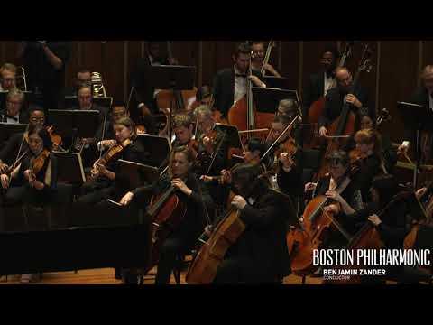 Mozart: The Magic Flute - Overture (Benjamin Zander - Boston Philharmonic Orchestra)