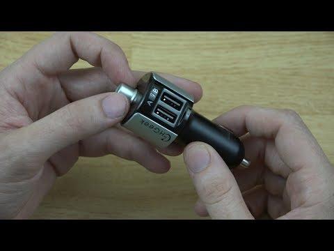 CHGeek Car Radio Adapter with Wireless Bluetooth FM Transmitter!