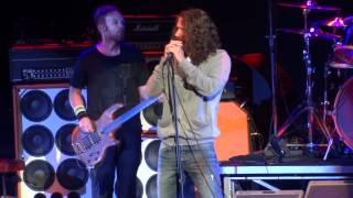 Pearl Jam with Chris Cornell - Call me a dog live PJ20