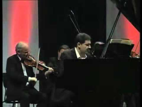 Robert Szakcsi Lakatos : J.S. Bach G minor Piano Concerto. Part 1