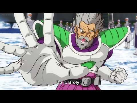 Dragon ball super Movie Broly Trailer English sub