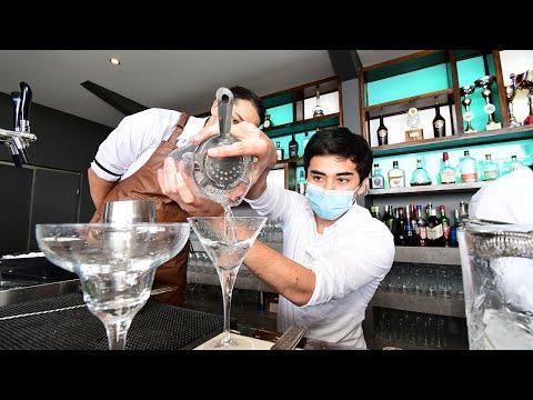 ¿Quieres ser Bartender?