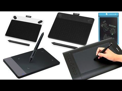 TOP 5 BEST SELLING Graphics Tablets on Amazon (Were You Surprised?)