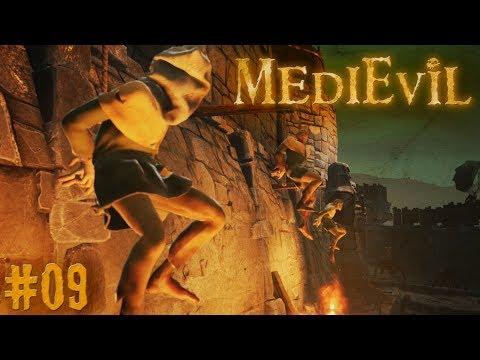 MEDIEVIL  #09  NEJDEPRESIVNĚJŠÍ LEVEL   by PTNGMS