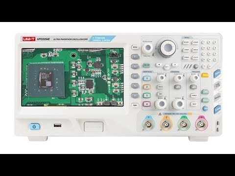 EEVblog #1231- New Uni-T UPO3000 Oscilloscope Teardown