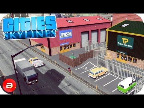 Cities: Skylines - This Farmer is SO RICH it's INSANE!!!! Ep2