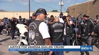 WATCH LIVE: Justice for Vanessa Guillen car ride through Houston