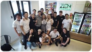 Zen Gaming Lounge: The Grand Opening