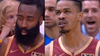 Rockets Vs Thunder Thriller At The End Of The Game